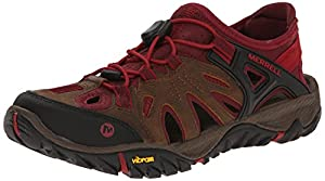 Merrell Women's All Out Blaze Sieve Water Shoe, Brown Sugar, 6 M US