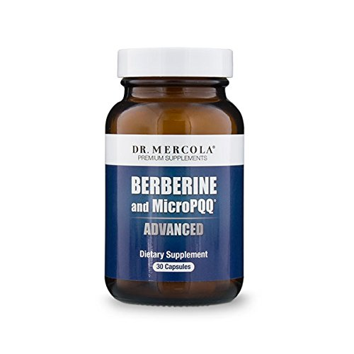 Berberine and MircoPQQ by Dr. Mercola