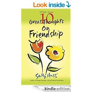 short essays on true friendship
