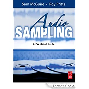 Ebook : Audio sampling-visual