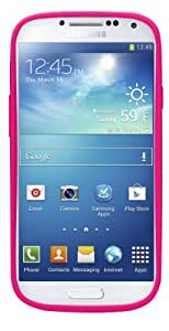UNIQ COUVIRSUIT GALAXY S4 BACK TO BASIC - SAY PINK TO BASIC (PINK) By Flipper
