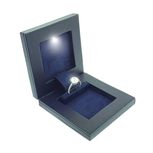 parker square secret night box light up led the worlds