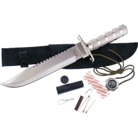 FROST 15 INCH SURVIVAL KNIFE [Misc.]