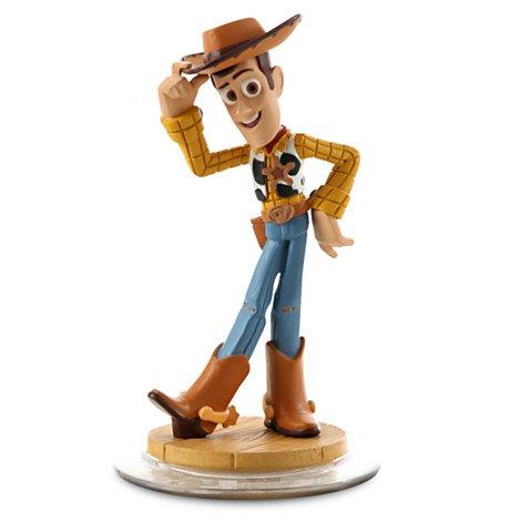 ディズニー(Disney)US公式商品 インフィニティ フィギュア 置物 人形 ウッディ トイストーリー[並行輸入品]パケージ21cm高さx14.3cm幅