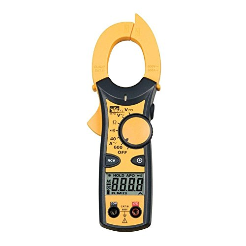 IDEAL 61-744 600 Amp Clamp-Pro Clamp Meter