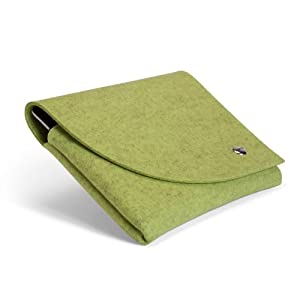 Greensleeve Case for iPad (Kiwi Green)