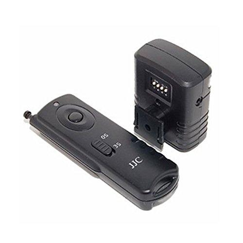 JJC Télécommande radio (jusqu'à 30 mètres) JM-D équivalent à Panasonic DMW-RS1, DMW-RSL1 / Leica CR-DC1 [Pour la compatibilité voir la description]