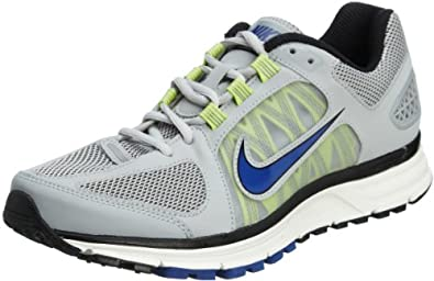 Amazon.com: Nike Zoom Vomero+ 7 - Pure Platinum / Deep Royal Blue-Wolf