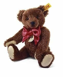 Steiff Classic 1909 Mohair Chestnut Teddy Bear