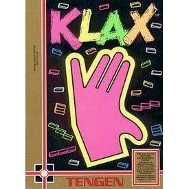 Klax - Nintendo Nes front-269234