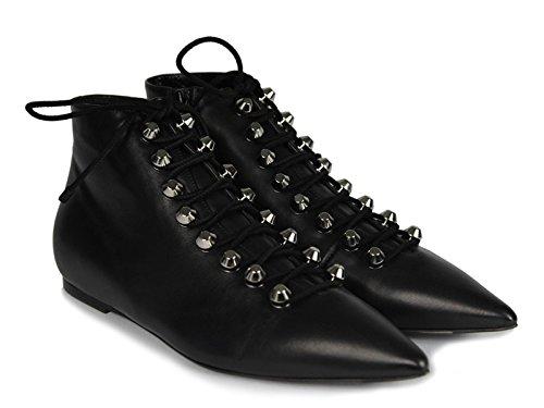 bootines-plates-balenciaga-en-peau-dagneau-noir-code-modele-391071-wauq0-1000-taille-385-it-385-eu