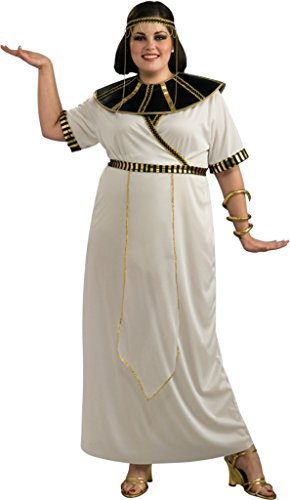 Rubies Womens Pharoah Queen Egyptian Girl Fancy Halloween Theme Party Costume