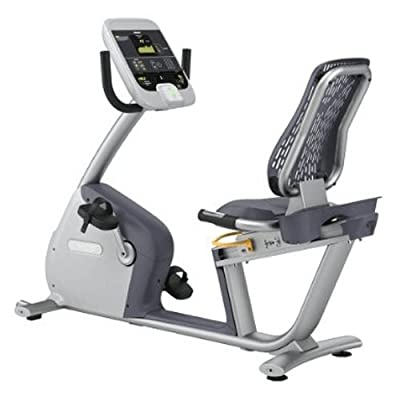 Precor Rbk 815 Commercial Series Recumbent Exercise Bike by Precor