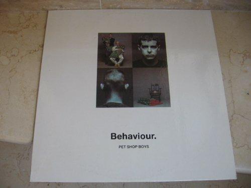 Pet Shop Boys - Behaviour (LP) - Zortam Music