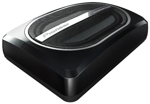Pioneer TS-WX110A Space Saving Amplifed Subwoofer Black Friday & Cyber Monday 2014