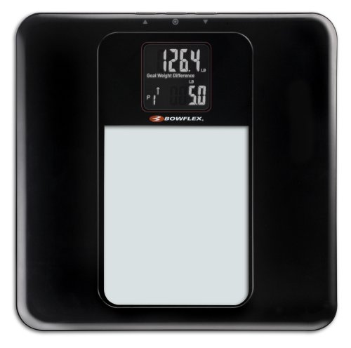 Bowflex Caloric and BMI Scale