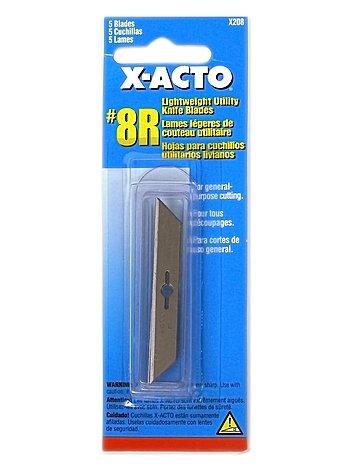 ELMERS X-Acto 8R Utility Blade Xacx208 (X208) - 1