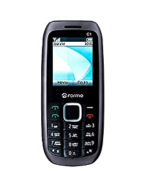 Forme C1+ Basic Mobile (Black)
