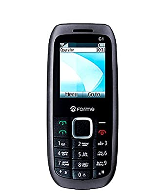 Forme C1+ Basic Mobile (Black)