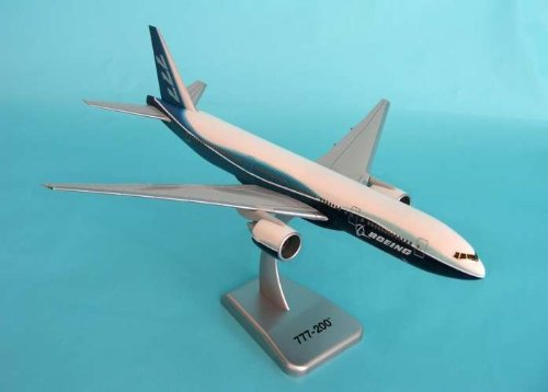 Hogan Wings Boeing House B777-200 1:200 Model Airplane