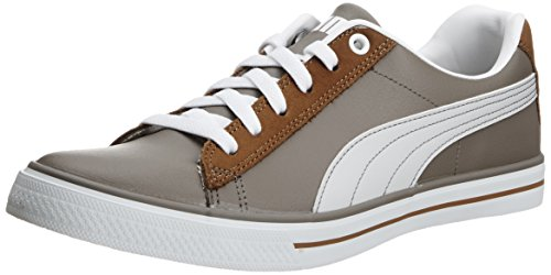 Puma-Mens-Salz-II-DP-Steel-Grey-and-Dachshund-Boat-Shoes-11-UK-India46EU