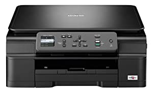 Brother DCP-J152W A4 All-In-One Colour Multifunction Wireless Inkjet Printer