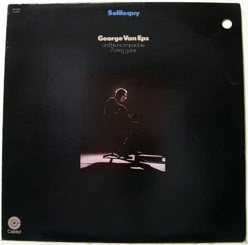 Soliloquy: George Van Eps and His Seven-String Guitar [ LP Vinyl ] by George Van Eps