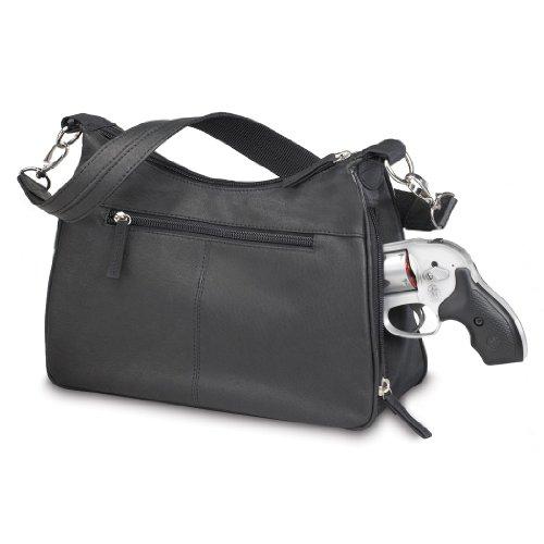 Gun Tote'n Mamas Concealed Carry Hobo Handbag (Black) from Gun Tote'n Mamas