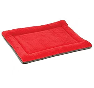 1 Set Notable Popular Blanket Pet Bed Size XL Cat Couch Sleep Mat Soft Material Color Red