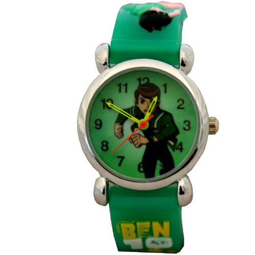 Ben 10 Watch Green SC