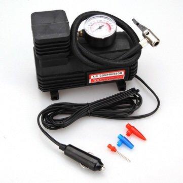 12V Car Electric Portable Pump Air Compressor Tool 300 Psi