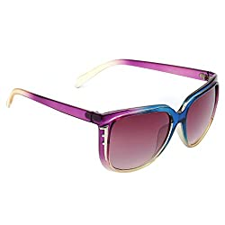 Eyeland Rectangular Sunglasses