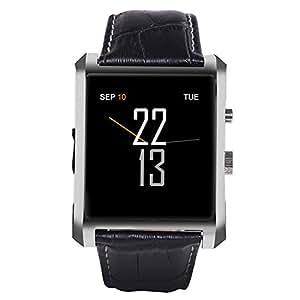 Bluetooth 4.0 Smart Wrist Watch Phone Mate Men Watches Sync Whatsapp