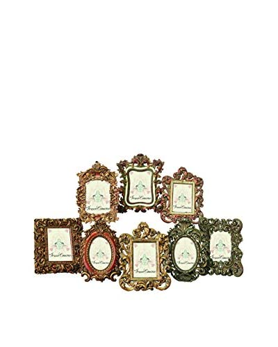 The Import Collection Set of 8 Royal Frames, Multi