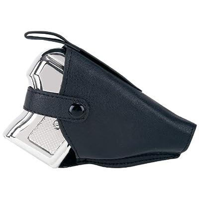 Maxam Stainless Steel Pistol Flask Holder