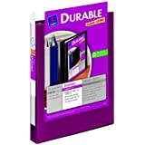 Avery Durable View Binder with 1 inch Ring, Pink, 1 Binder (17830)