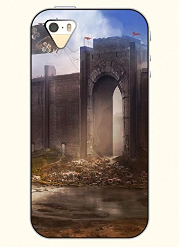 Oofit Phone Case Design With City Gate For Apple Iphone 5 5S 5G