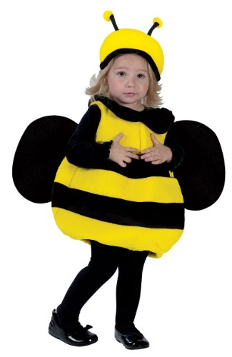 Fun World Baby Bumble Bee Bug Infant Animal Halloween Costume