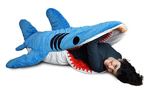 Shark Chumbuddy Sleeping Bag (Shark Sleeping Bag Pillow compare prices)