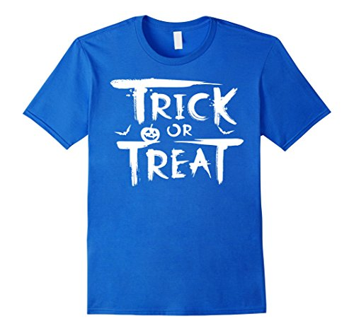 Trick or Treat T-shirt with Pumpkin
