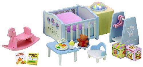 Imagen principal de Sylvanian Families Nightlight Nursery Set