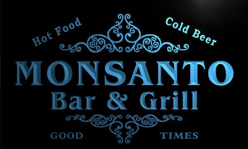 u31149-b-monsanto-family-name-bar-grill-home-brew-beer-neon-sign-barlicht-neonlicht-lichtwerbung
