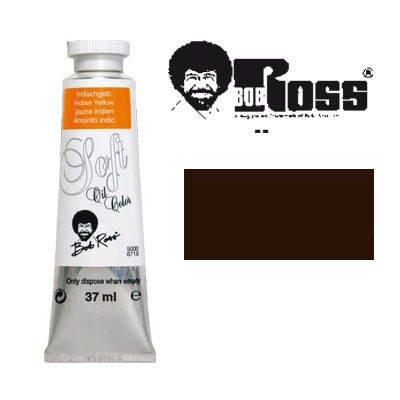 Lukas - Bob Ross Tier-Soft-Ölmalfarben 37 ml Terra di Siena gebrannt [Spielzeug]