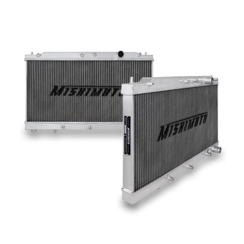 Mishimoto MMRAD-ECL-90 Manual Transmission Performance Aluminium Radiator for Mitsubishi Eclipse (Mitsubishi Eclipse Radiator Parts compare prices)
