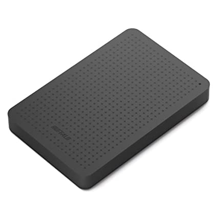 Buffalo MiniStation Portable HD-PCFU3 1TB External Hard Disk