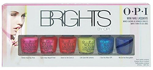 OPI Mini Nail Lacquer, Bright 2015