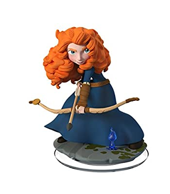 Disney Infinity 2.0 Merida Figure (Xbox One/360/PS4/Nintendo Wii U/PS3)