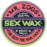 Mr Zoggs Sex Wax Air Car Air Freshener Coconut