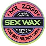Mr Zoggs Sex Wax Air Car Air Freshener Coconut