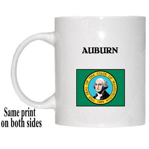 Auburn, Washington Mug